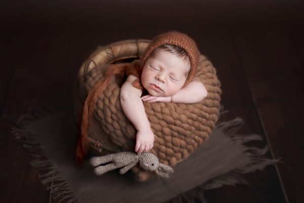 Fotografia Newborn Baskets